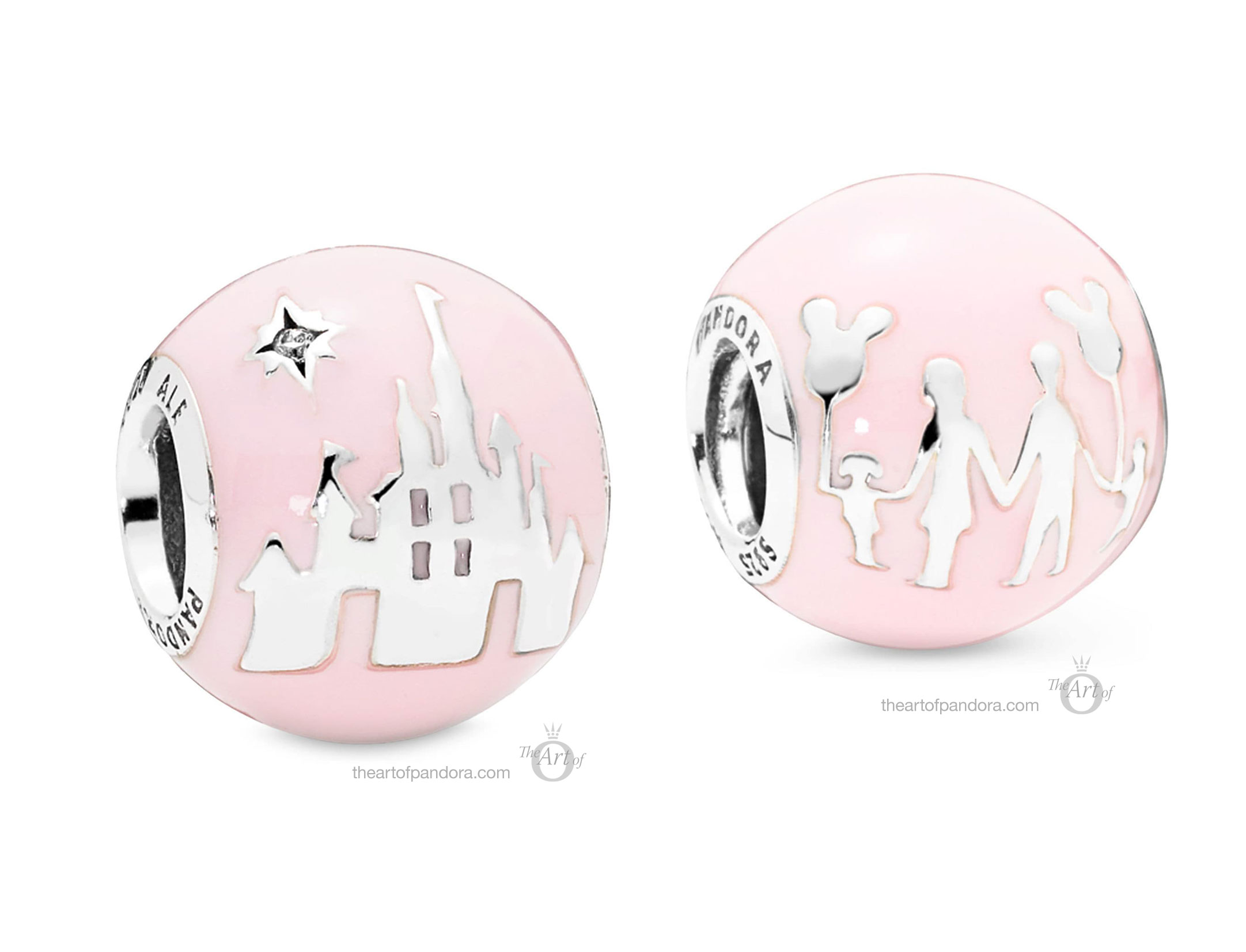 Pandora Country Exclusive Charms
