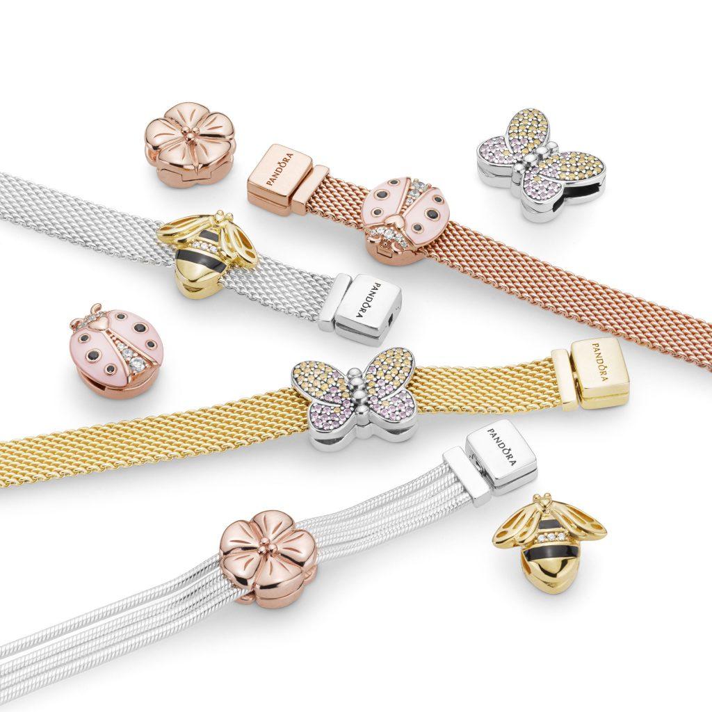 charms pour bracelet pandora reflexion