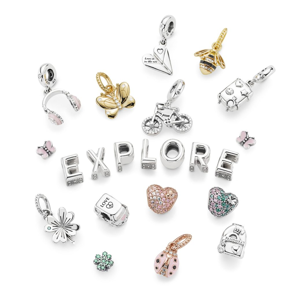 ececd9826 PANDORA Adventure Bag Charm (797859CZ) $50 USD / £40 / €45 / $59 AUD / $55  CAD