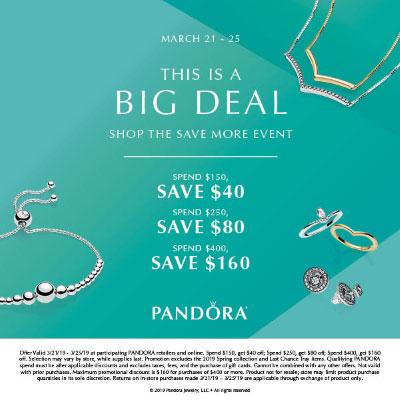 Pandora Buy More Save More The Art Of Pandora More Than Just A