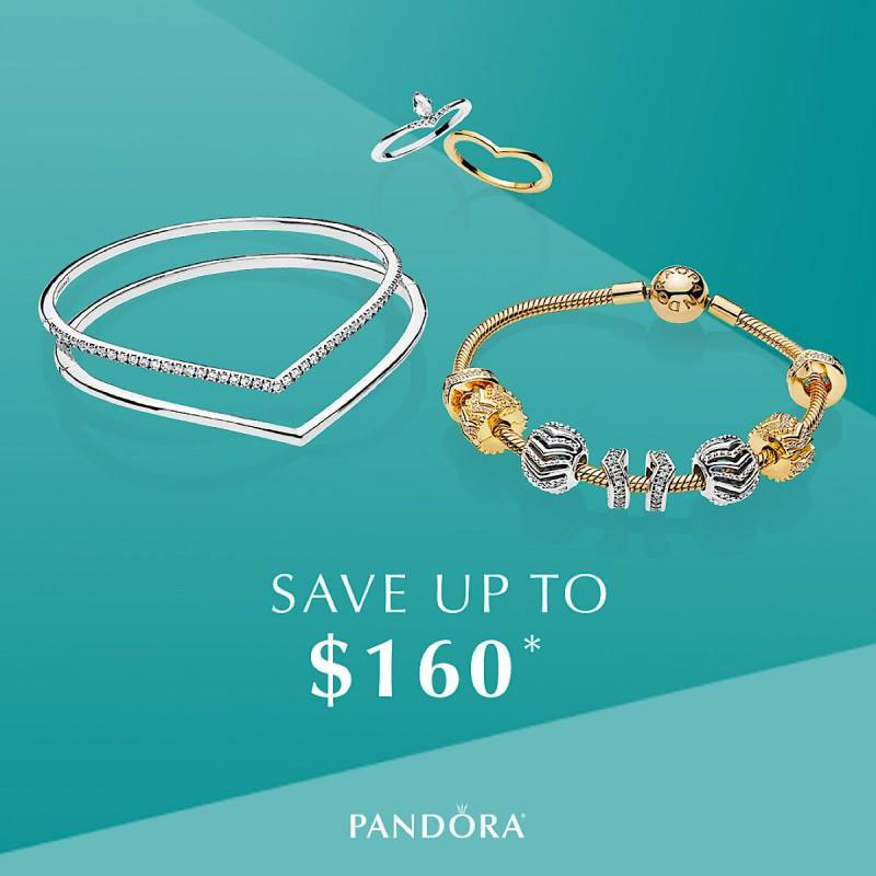 pandora usa spend more save more event promotion gwp