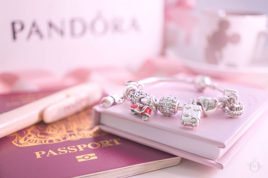 797887EN160 PANDORA Suitcase Pendant Charm Spring 2019 new charm BeCharming theartofpandora review the official pandora