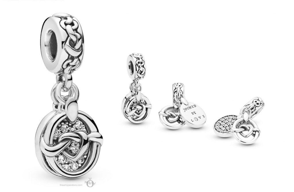 db97ee502 Pandora Knotted Hearts Charm (798095CZ) $55 USD / £45 / €49 / $69 AUD / $60  CAD