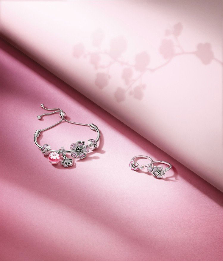 PANDORA Peach Blossom Collection