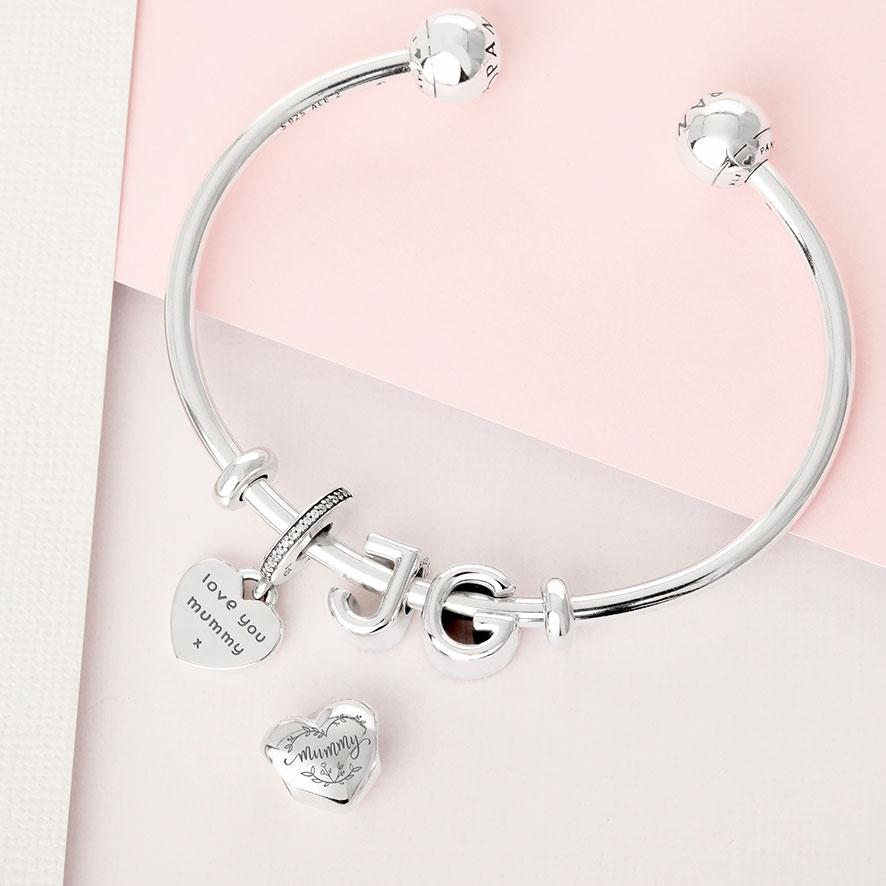 e9dc4a0b2 REVIEW: PANDORA Silver Mesh Bracelet - The Art of Pandora | More ...