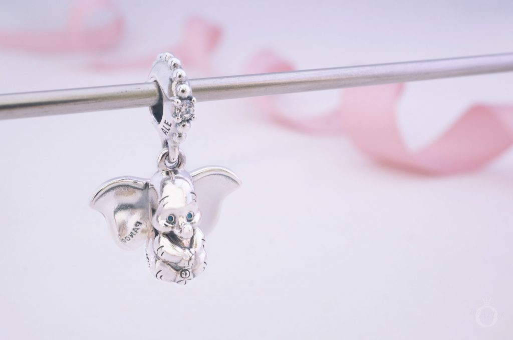 Pandora Disney Dumbo Pendant Charm 797849CZ Spring Collection Summer 2019