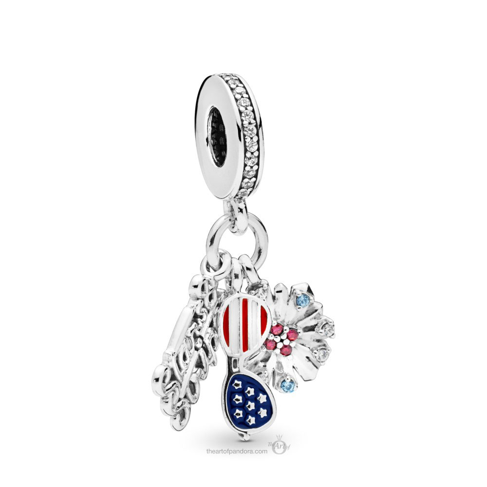 798020CZMX-PANDORA-USA-Dangle-Charm