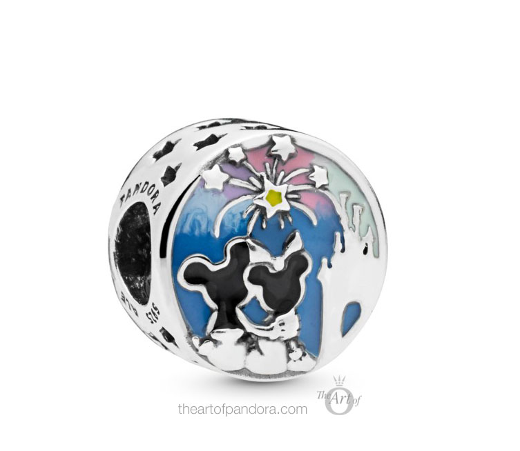 798117ENMX PANDORA Disney Happily Ever After Charm