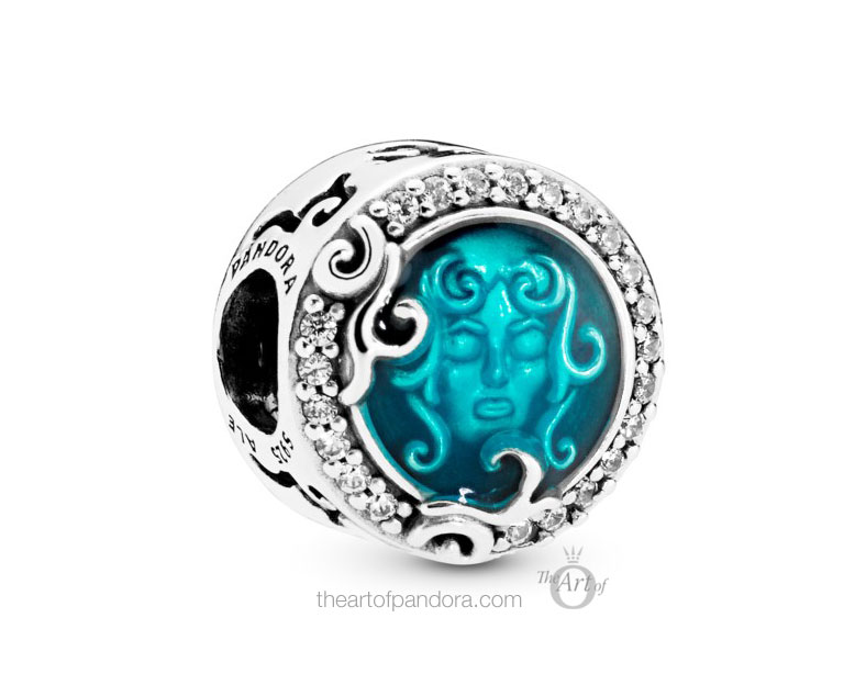 798121CZ PANDORA Disney The Haunted Mansion Charm