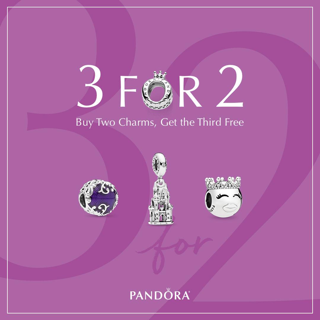 Pandora Canada 3 for 2 - The Art of Pandora | The #1 Pandora Blog ♕