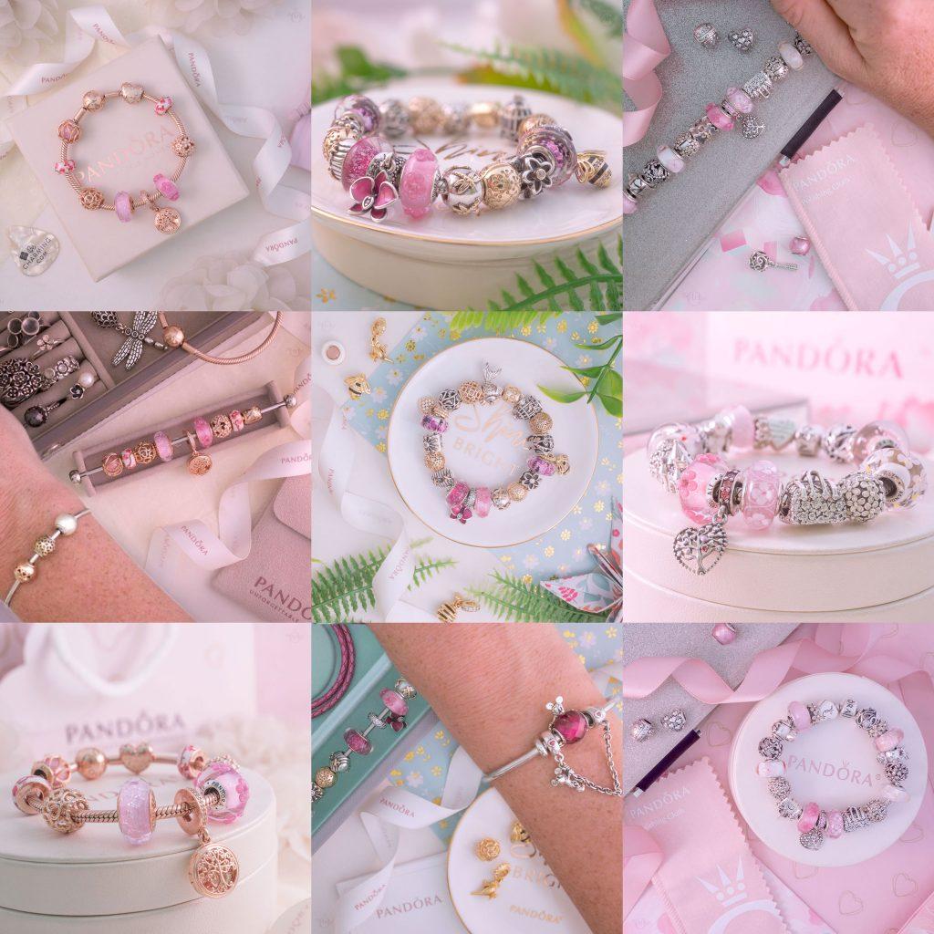 Review Pandora Pink Flower Murano Charm The Art Of