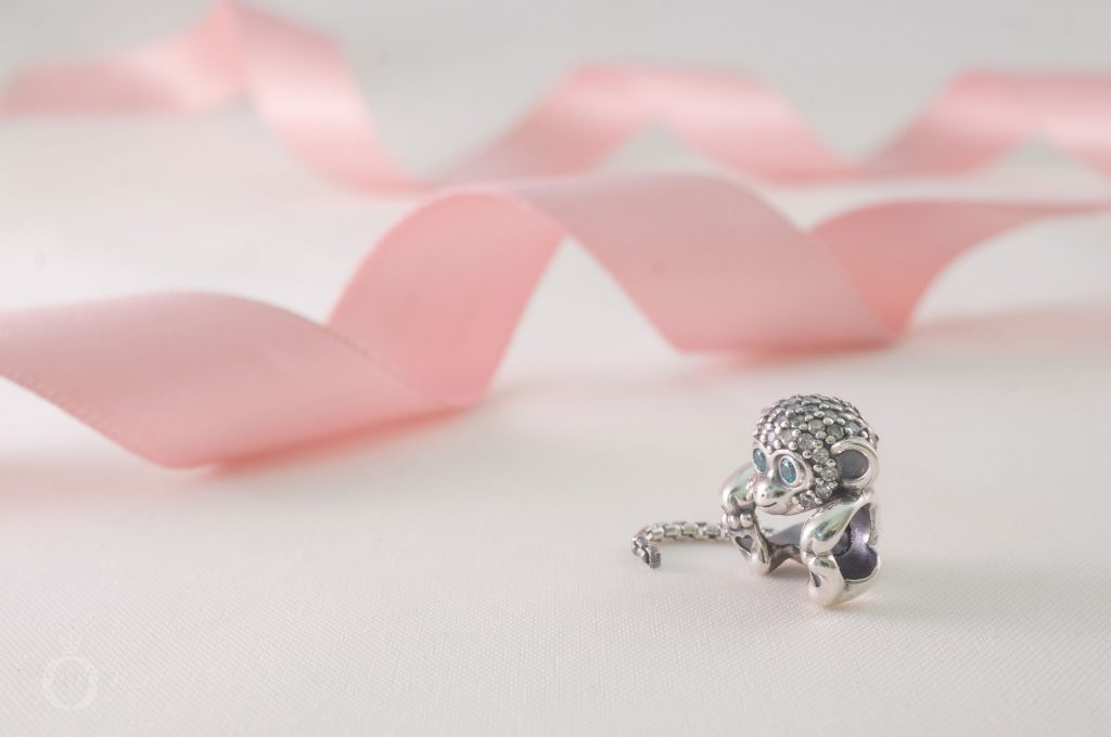 Pandora Sparkling Monkey Charm 798054CZ Summer 2019 new Collection