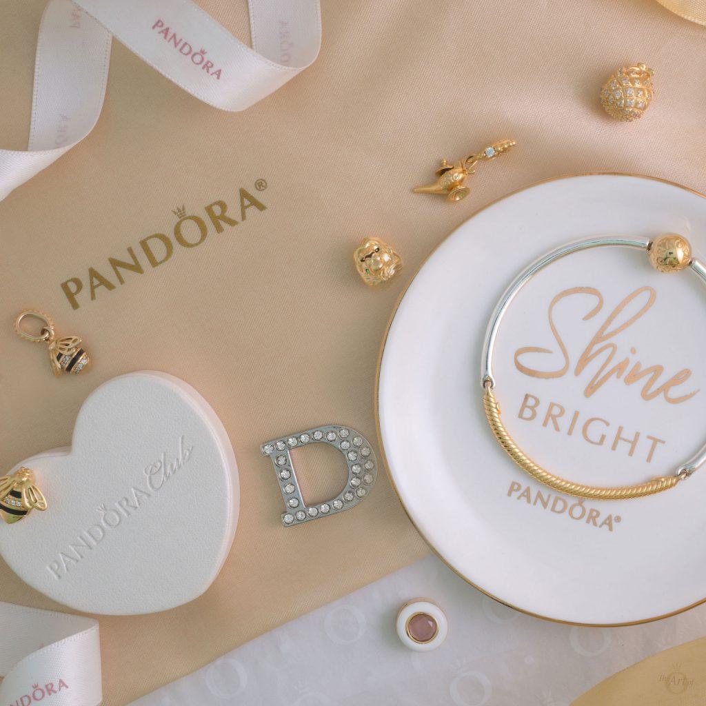 Review Pandora Shine Moments Three Link Bangle The Art