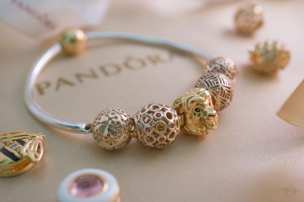 REVIEW: Pandora Shine Moments Three Link Bangle - The Art of ...