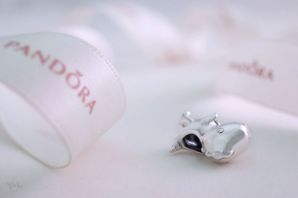 Pandora Dino the Dinosaur Charm 798123 pre-autumn 2019 autumn new collection blog blogger