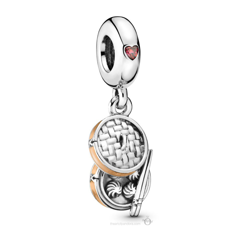 Pandora Chinese Bao Dangle (798250CZR) Autumn 2019