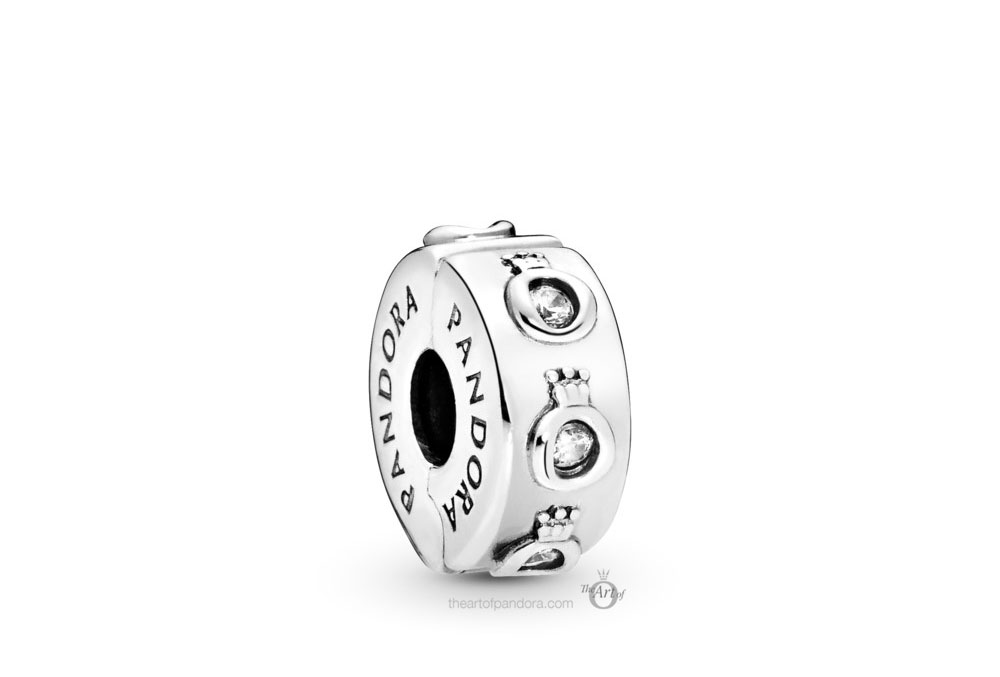 Pandora Sparkling Crown O Clip (798326CZ) Autumn 2019
