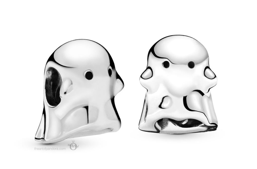 Pandora Boo the Ghost Charm (798340EN16)