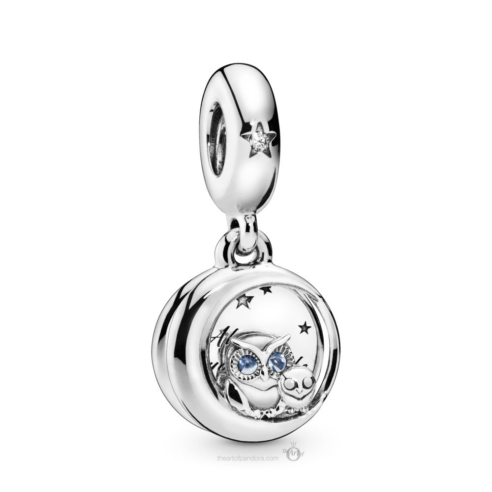 Pandora Always by Your Side Owl Charm (798398NBCB) Autumn 2019