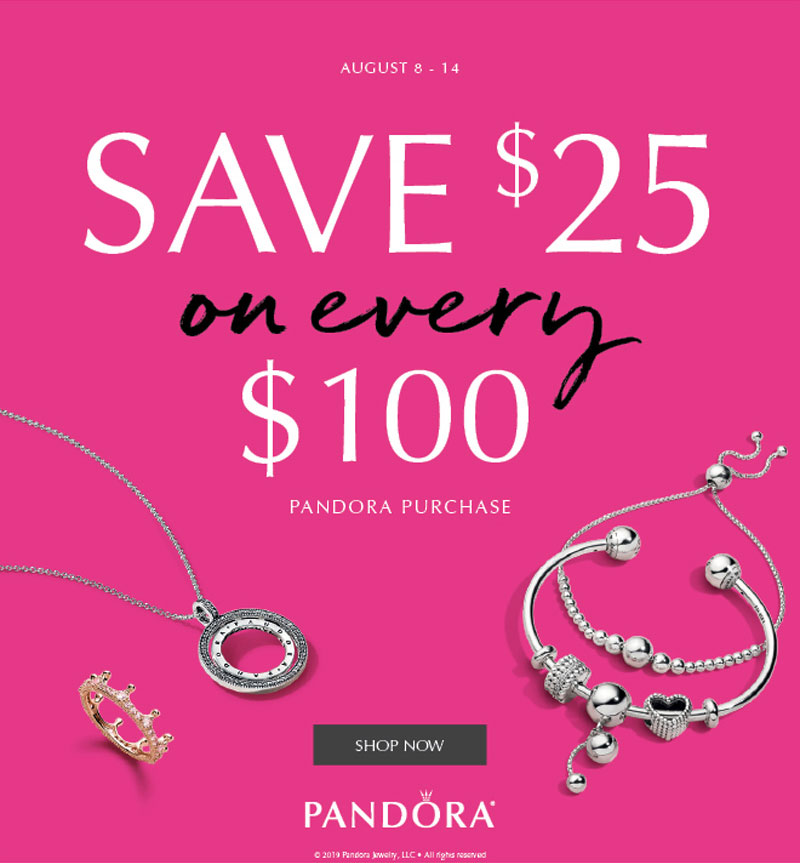 Pandora USA Autumn Promotion - The Art of Pandora   The #1 Pandora ...