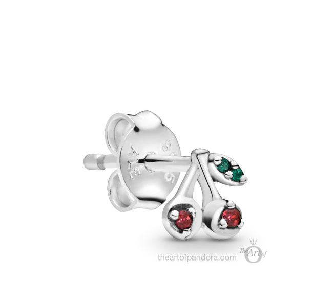 Pandora Me  My Cherry Stud Earring (298384NCC)