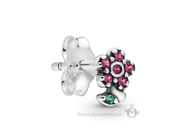 Pandora Me  My Pretty Flower Stud Earring (298537C01)