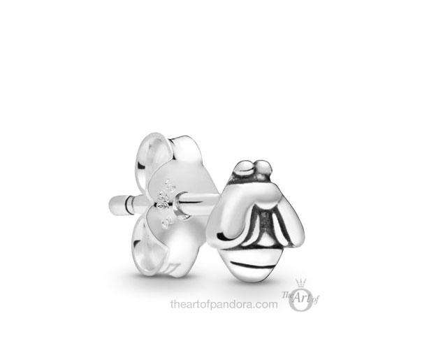 Pandora Me  My Bumblebee Stud Earring (298541C00)