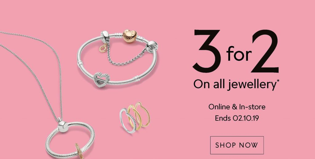 Last Day for Pandora UK 3 for 2 - The Art of Pandora | The #1 ...