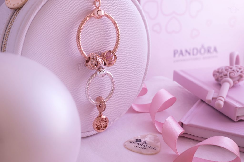 398296 pandora silver small O pendant 388256 pandora rose medium O pendant autumn 2019 winter new collection harry potter frozen 2 blog