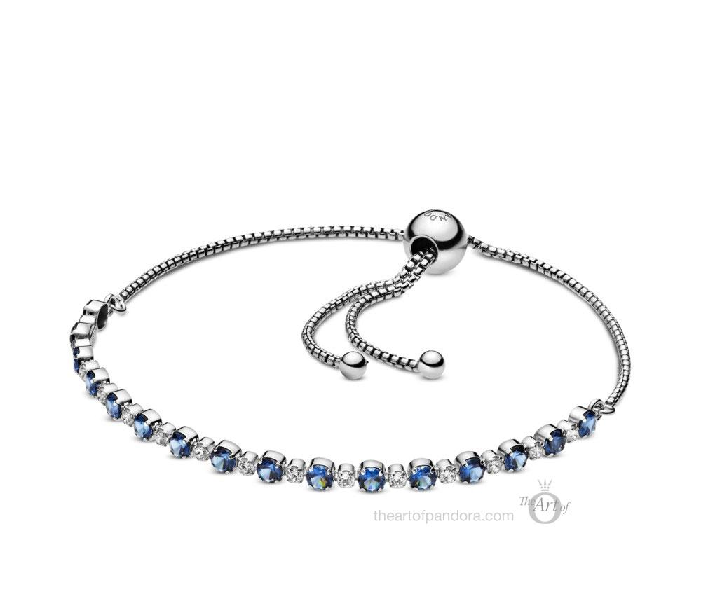 Pandora Sparkle Slider Bracelet (598517C01) winter 2019