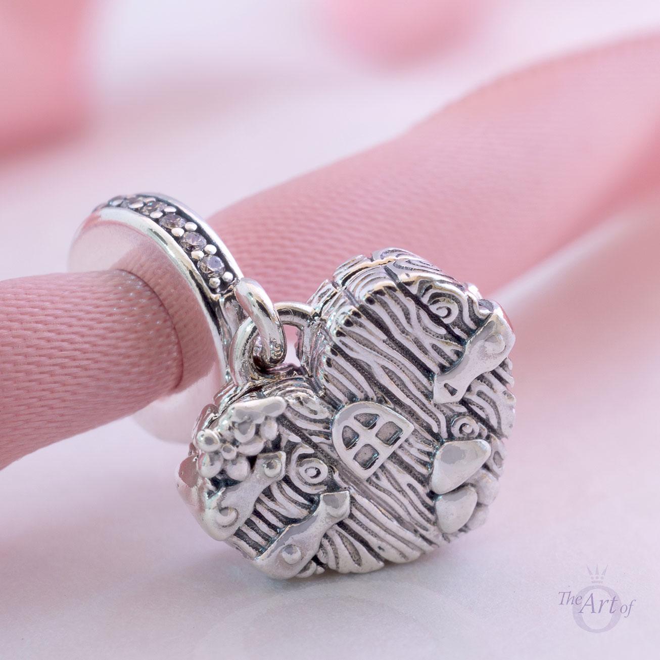 Review Pandora Home Sweet Heart Pendant Charm The Art Of Pandora More Than Just A Pandora Blog