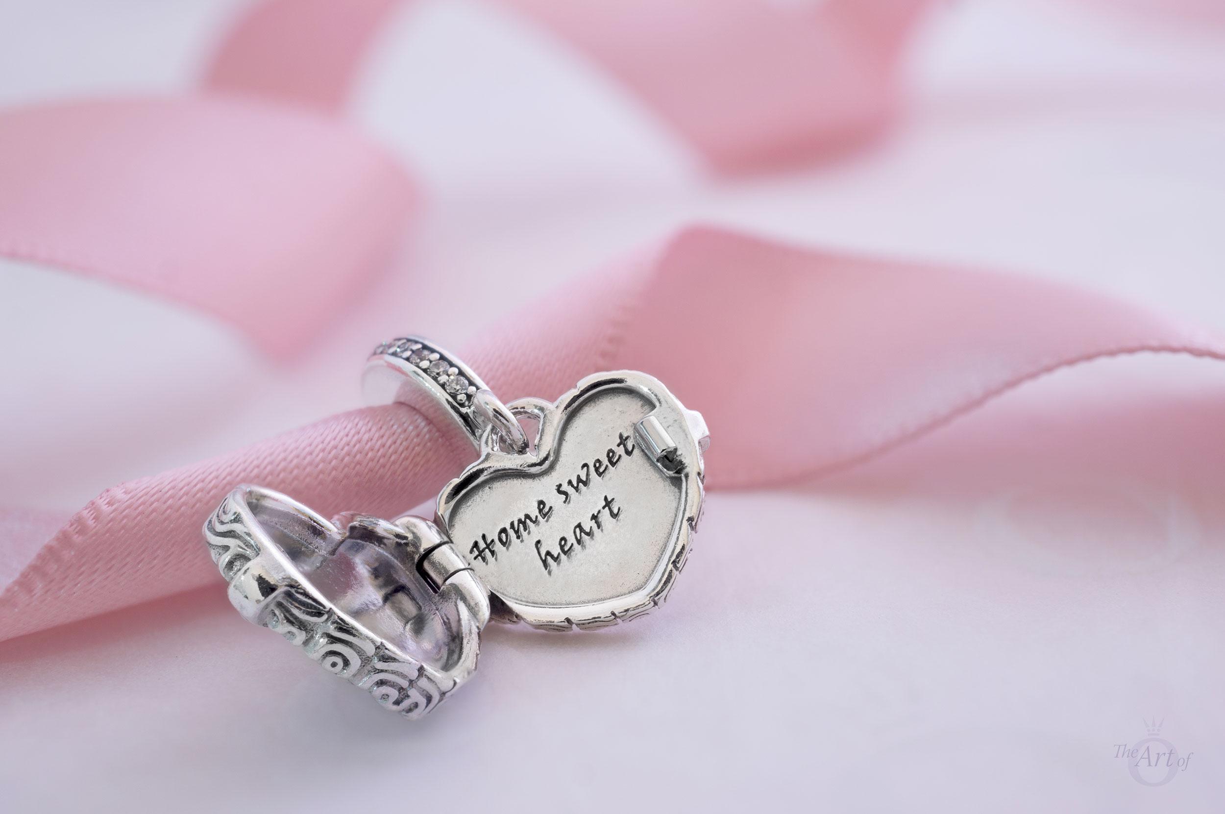 798284cz Pandora Home Sweet Heart Charm 4 The Art Of Pandora More Than Just A Pandora Blog