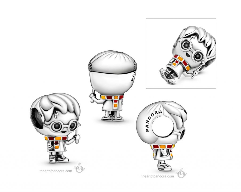 Pandora Harry Potter Charm (798626C01)
