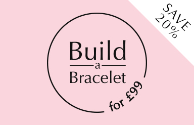 Pandora build a bracelet first gift Christmas idea