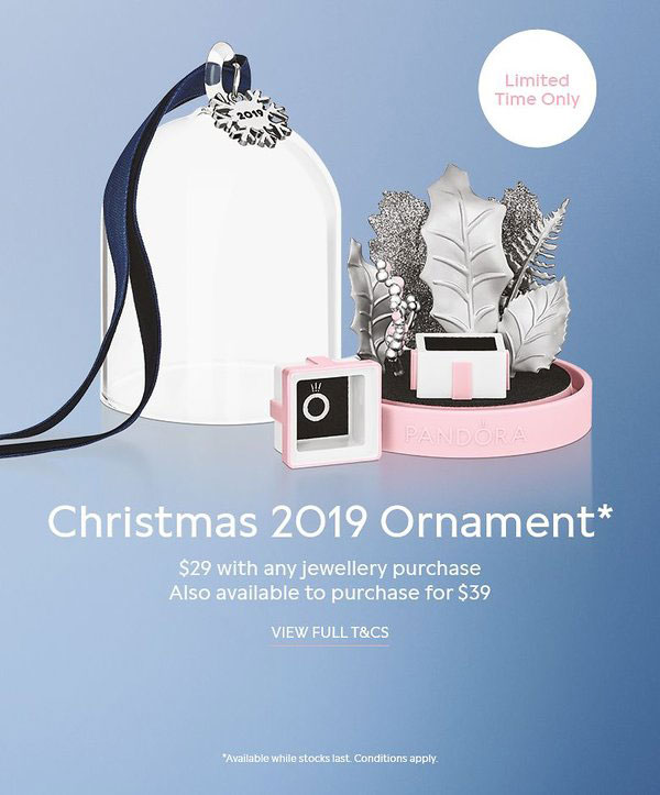 2020 Pandora Christmas Ornament Pandora 2019 Winter Ornament   The Art of Pandora | More than just