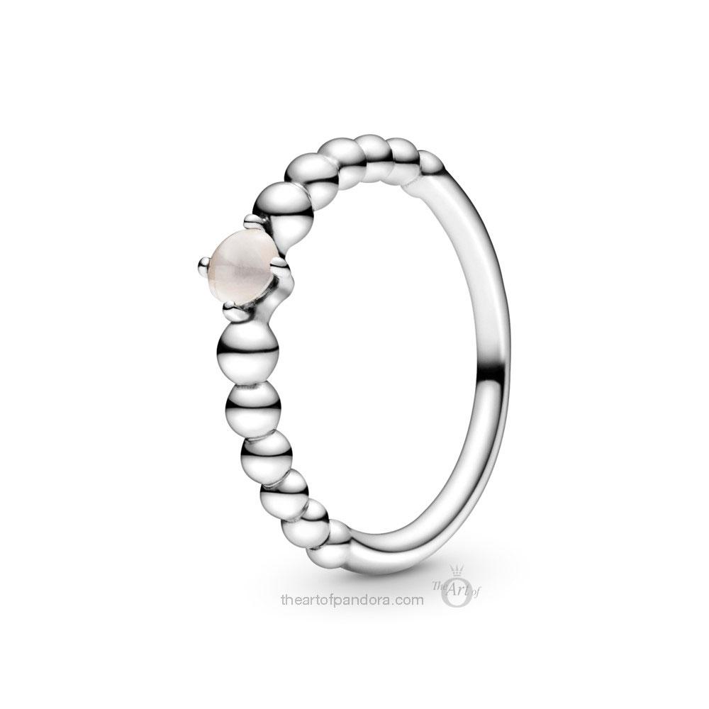 198598C06 Pandora June Birthstone Ring Pandora 2020 pre valentines day collection