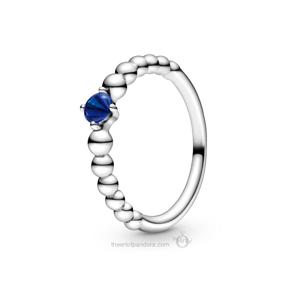198598C12 Pandora December Birthstone Ring Pandora 2020 pre valentines day collection