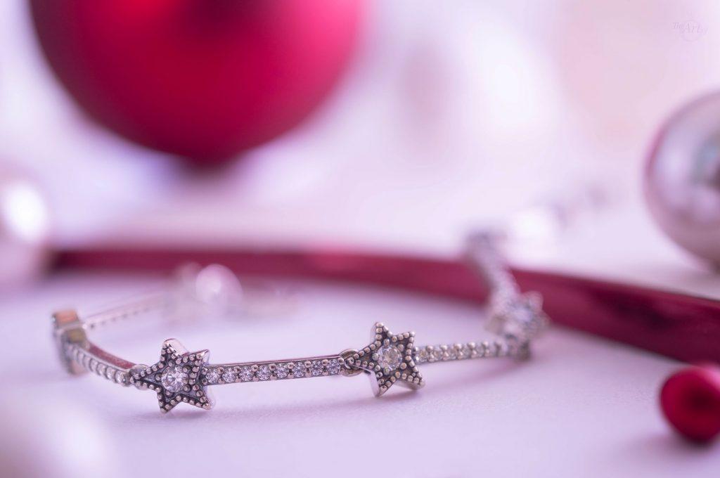 Pandora Celestial Stars Bracelet 598498C01 winter 2019 new collection free bracelet Harry Potter gift ideas