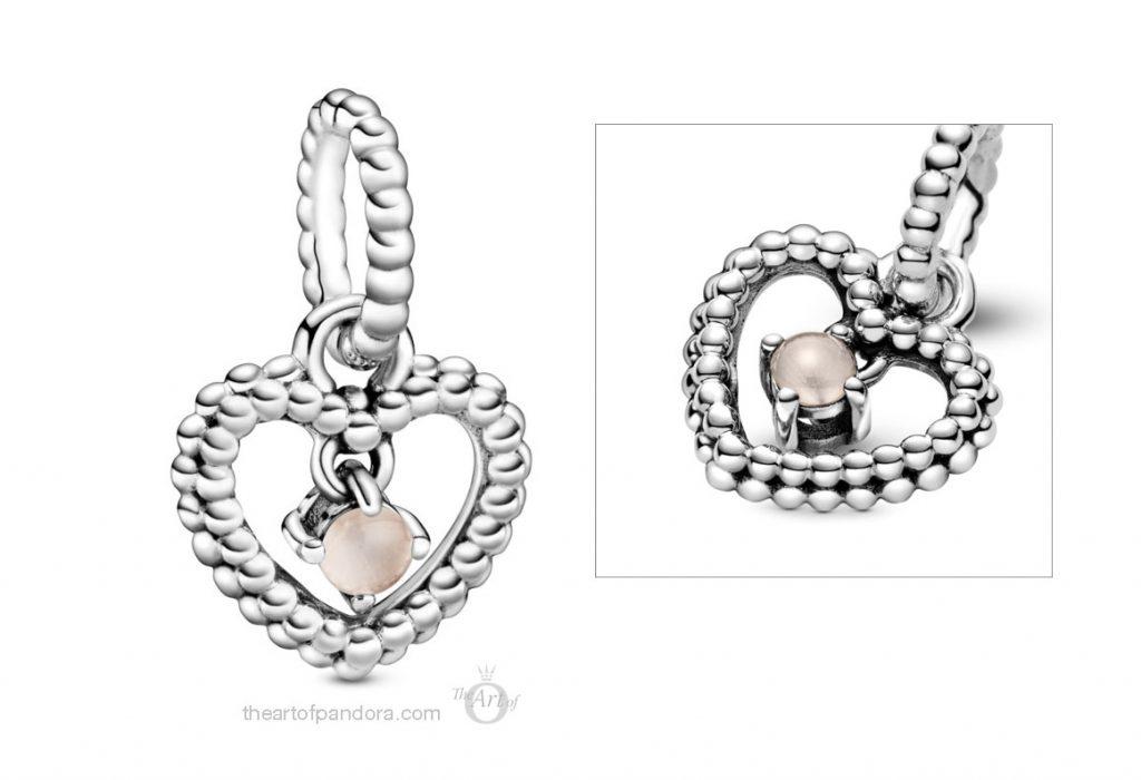 Pandora June Birthstone Pendant Charm (798854C06) Pandora 2020 pre valentines day collection
