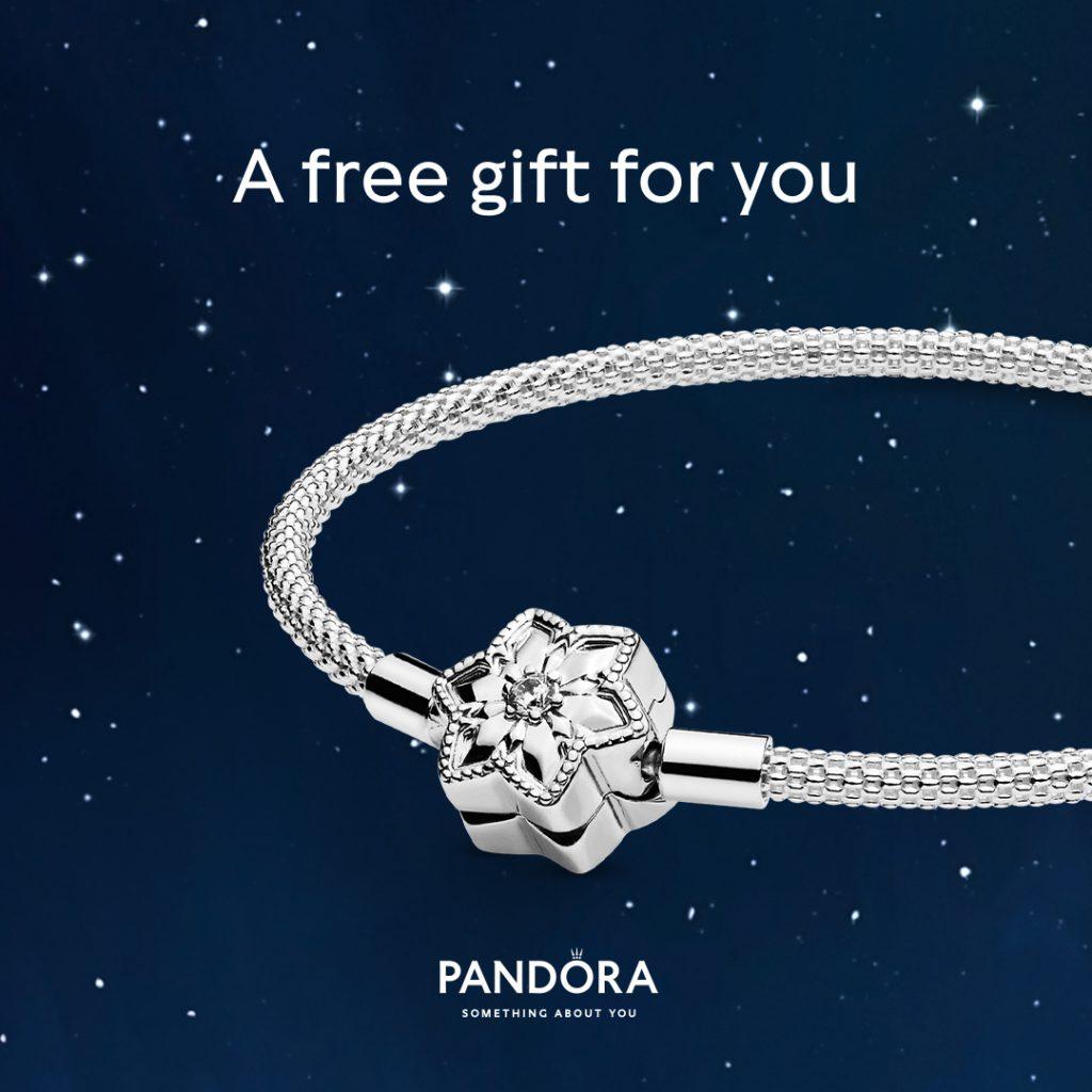 pandora free mesh bracelet