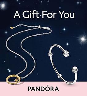 Pandora Australia & Asia Christmas Promo - The Art of Pandora ...