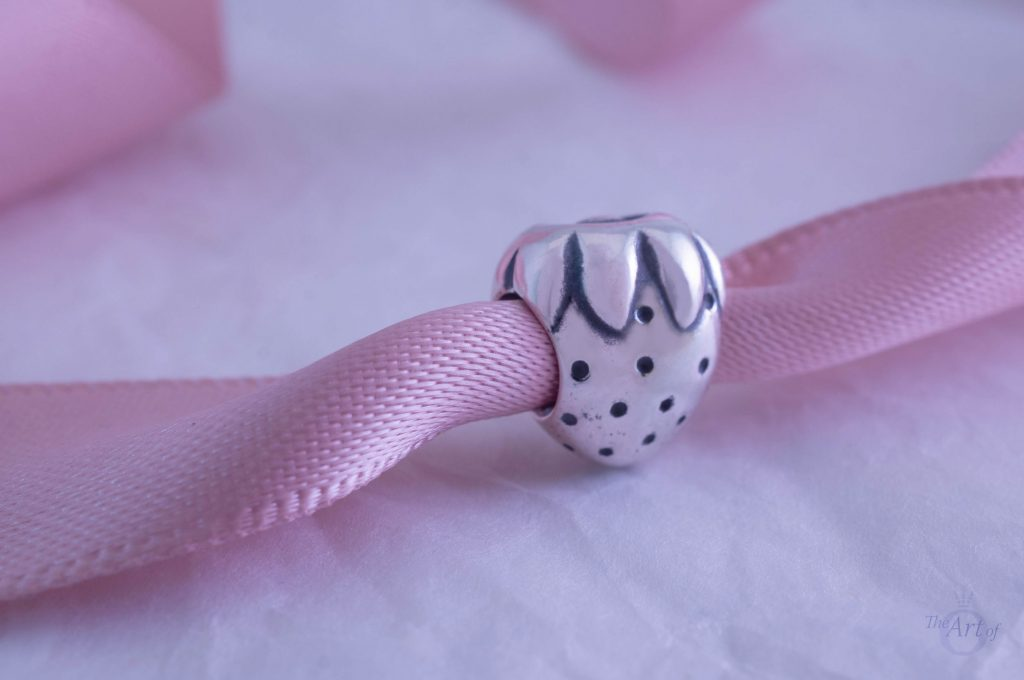 Pandora 2020 Limited Edition Strawberry Charm 798952C00 20th Anniversary Spring Mothers Day Valentines Day