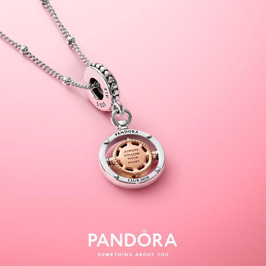 Pandora 2020 Club Charm