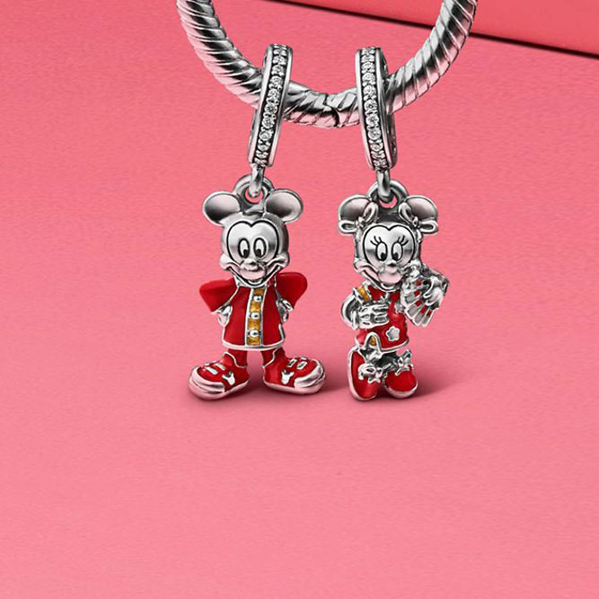 Pandora Disney Valentine's Day & Chinese New Year 2020 Collection