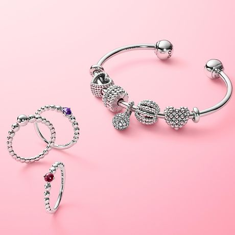 Pandora Valentine's Day 2020 Collection Released - The Art of ...