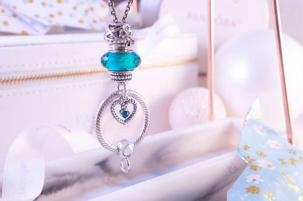 May Birthstone Heart Dangle Charm (798854C05) new collection gwp free pandora spring mothers day gift summer 2020