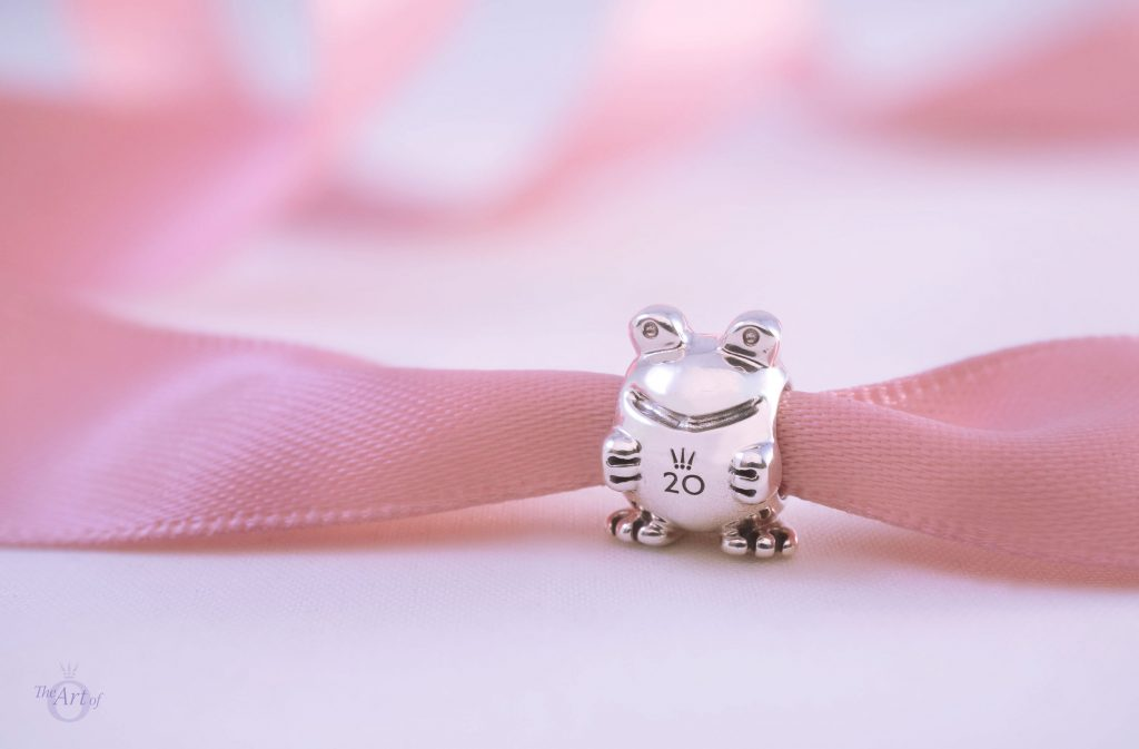 798953C00 Pandora 20th Anniversary Frog Pandora 2020 Limited Edition 20th Anniversary Spring Mothers Day