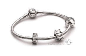 Limited Edition  Pandora 20th Anniversary Frog Charm  (798953C00)