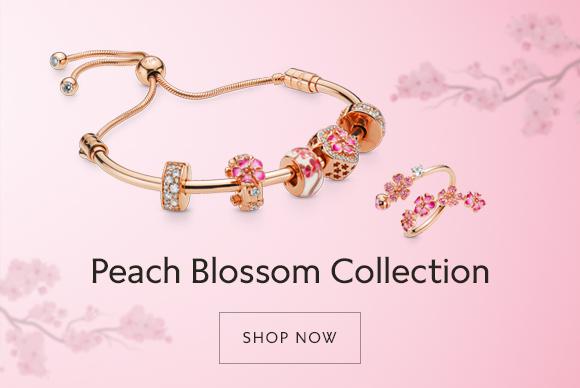 pandora peach blossom