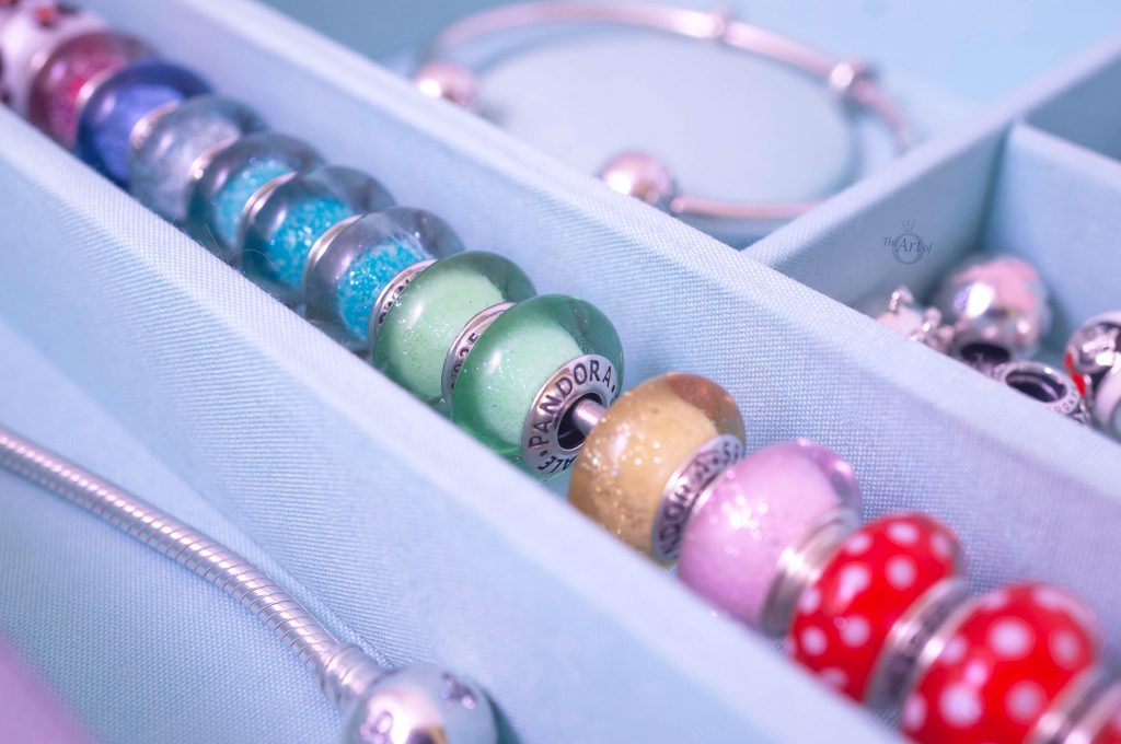 Stackers Grey Mint Classic Charm Layer Pandora 14k gold pandora shine pandora 2020 new collection blog blogger mothers day spring gift idea